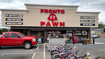 Pronto Pawn - Midtown - Mobile, AL