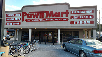 Pawn Mart - Moss Point, MS